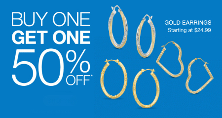 BOGO 50% Off New Items at Piercing Pagoda