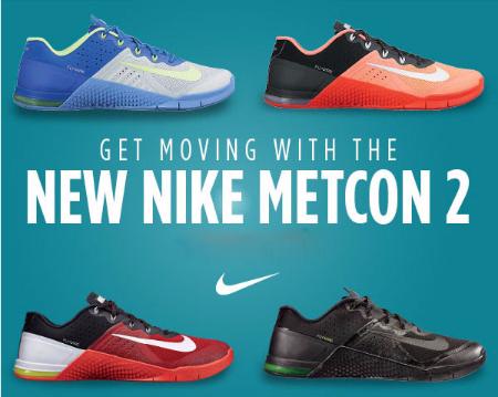 Introducing the Nike Metcon 2