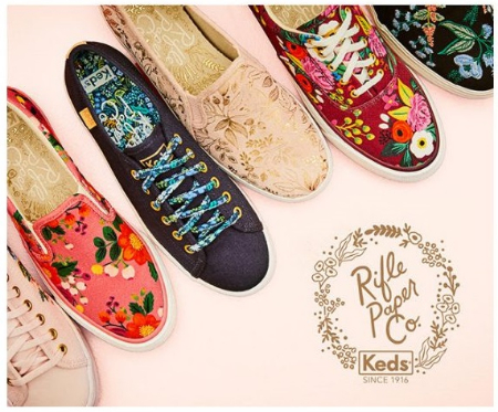 a4a2b4e57c The Shoppes at Webb Gin     New Rifle Paper Co. Keds     DSW Shoes