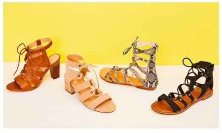 201db80b350 Buena Park Downtown     Gladiator Sandals for Roaming     DSW Shoe ...