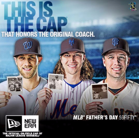 Introducing the New Era MLB Father's Day 59FIFTY Hats