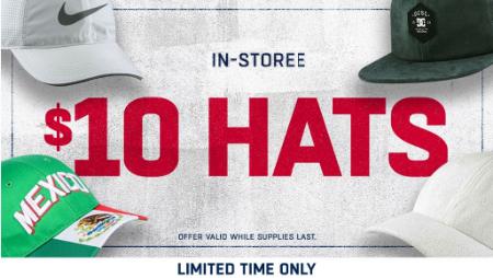 University Mall (FL)      10 Hats     Lids 1d7c2fc2f412