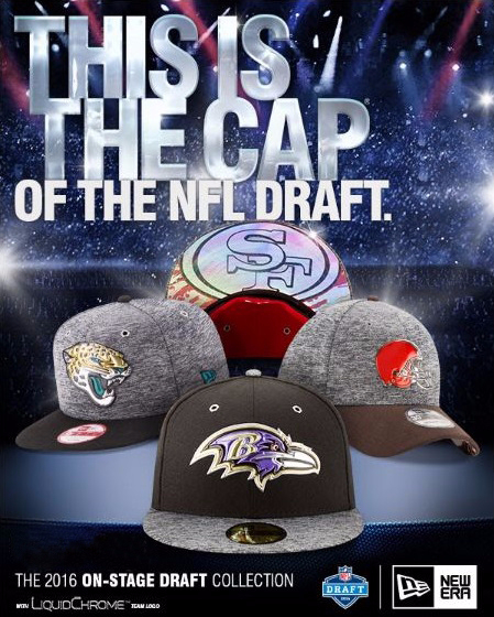 The 2016 On-Stage Draft Collection