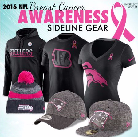 The 2016 Breast Cancer Awareness Collection