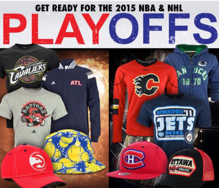 It's Playoff Time at Lids