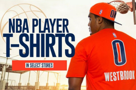 New NBA Player T-Shirts