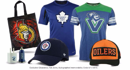 40% Off Select Hockey Gear at Lids
