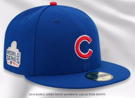 Cubs World Series Hats