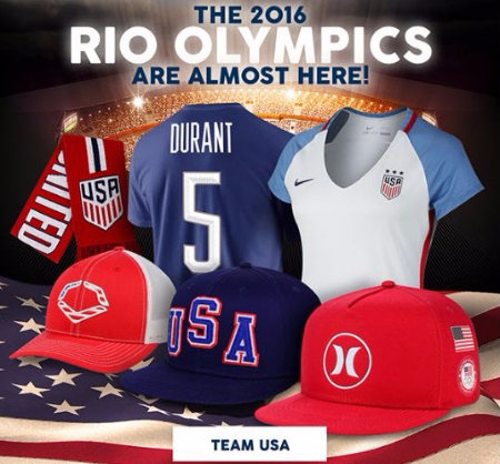 The Latest USA Merchandise and Gear