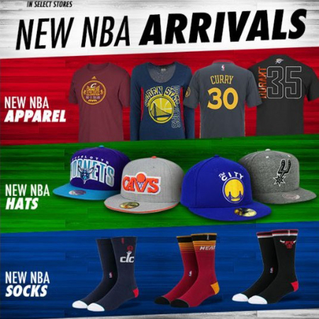 New NBA Arrivals