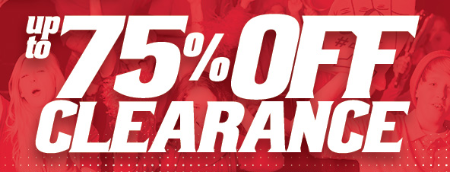 Up to 75% Off Clearance at Lids
