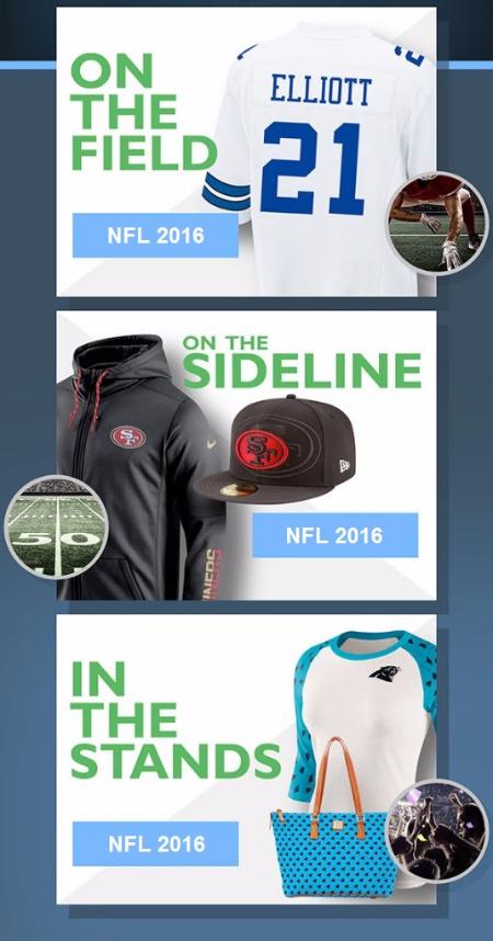 Shop NFL New Arrivals