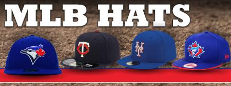 MLB Styles at Lids