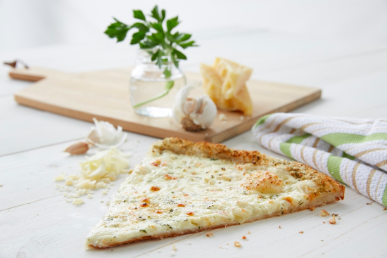 Limited Time 4 Cheese Pizza at Sbarro