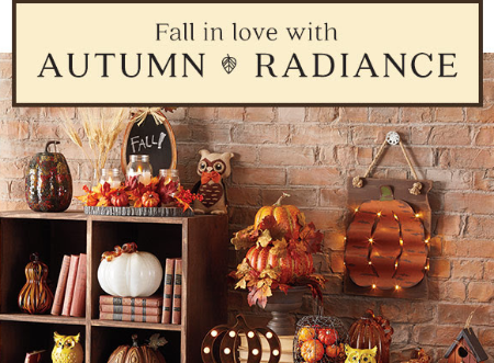 Fall in Love With Our Great Collection