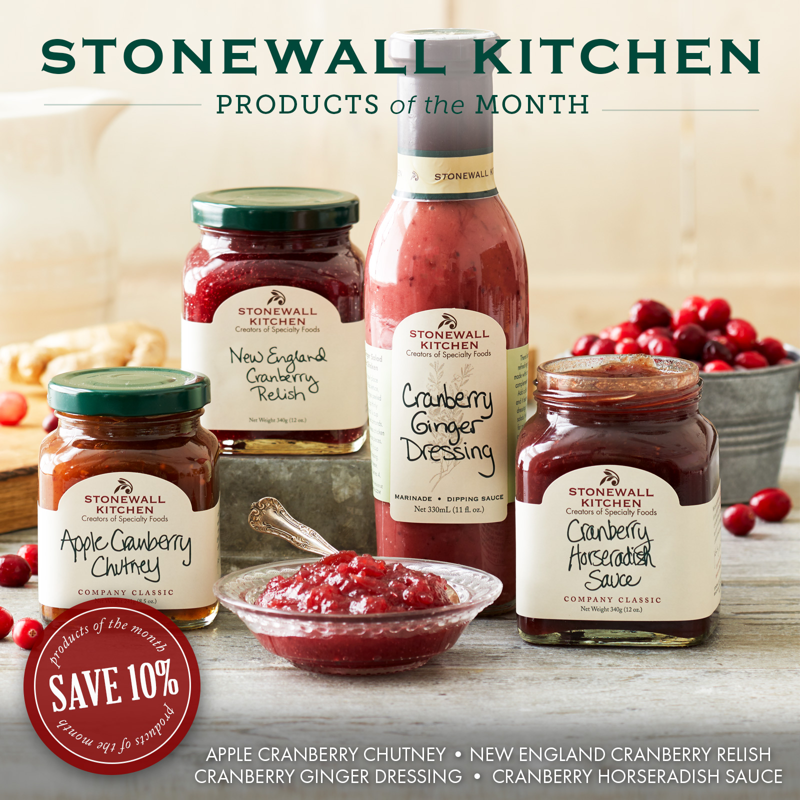 Stonewall Kitchen Products In Ct