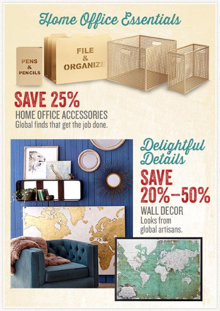 Up to 50% Off Home Office Essentials