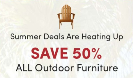 Cost Plus World Market | 50% Off All Outdoor Furniture