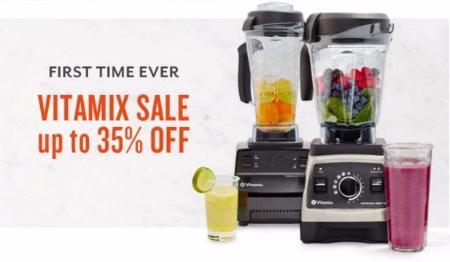 Up to 35% Off Vitamix
