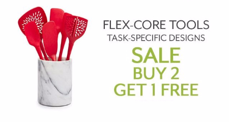 B2G1 Free Flex-Core Tools