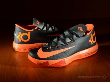 The new Nike KD VI ! at FootAction USA