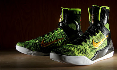 New Nike Kobe 9 High Restored