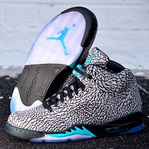 NEW Shoe Release - Jordan Retros 3 Lab5 | 16 Pairs Available at FootAction USA
