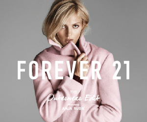 The Outerwear Edit at Forever 21