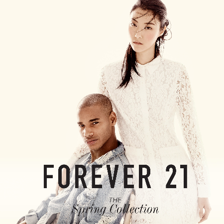 The Spring Collection at Forever 21