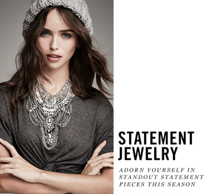 Statement Jewelery
