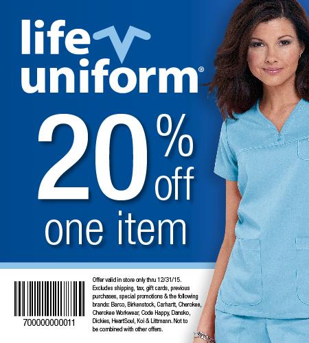 Life Uniform