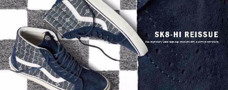 Sk8-Hi Reissue