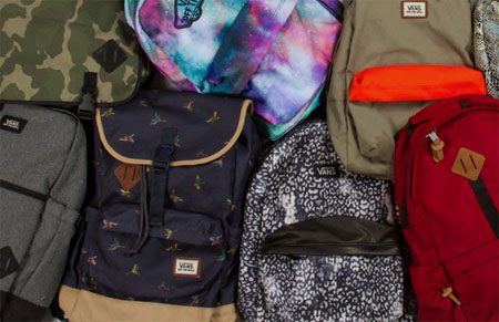 Shop New Backpacks at Vans