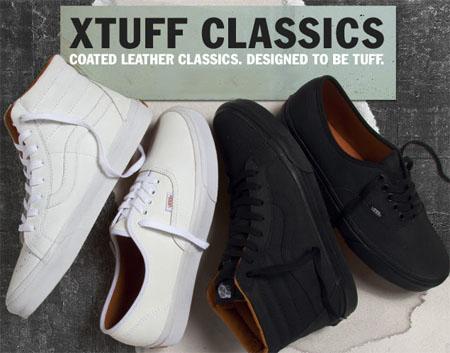 Classics Made Tuff at Vans