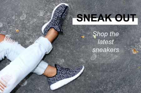 Discover Our Latest Sneakers