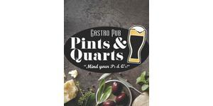 Pints and Quarts Logo